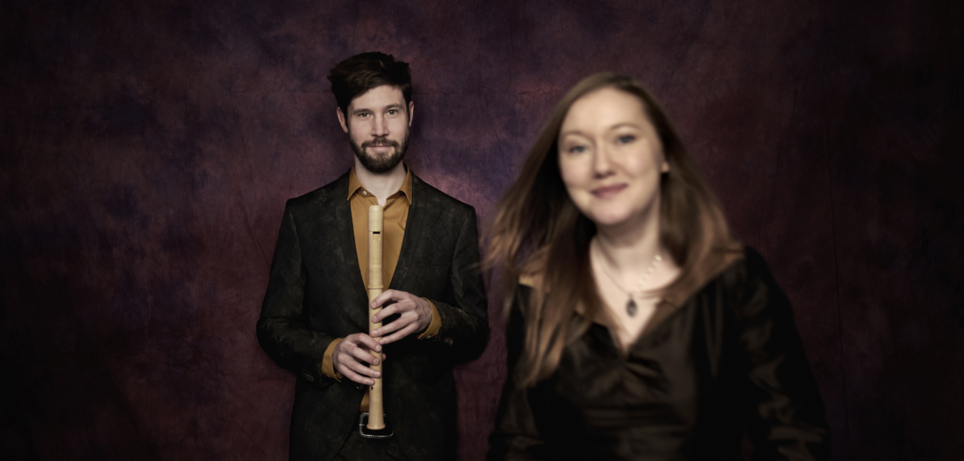 Inspired by Song - Stefan Temmingh & Dorothee Mields - The Gentleman's Band